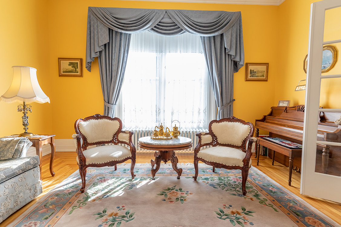 fitzroy hall - charlottetown bed ad breakfast - historic inn